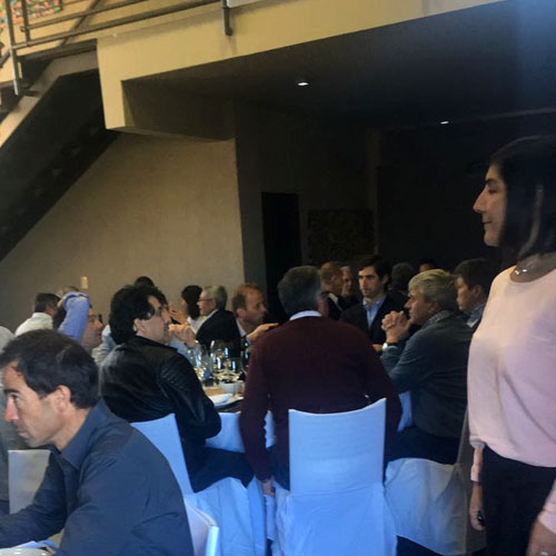 Evento Mendoza, Palmira